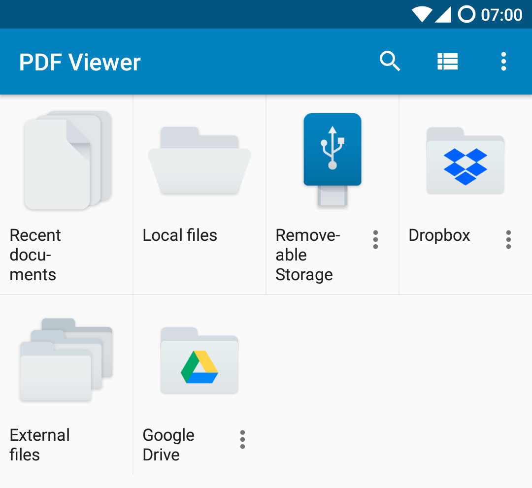 PDF Viewer 2 0 for Android | PDF Viewer