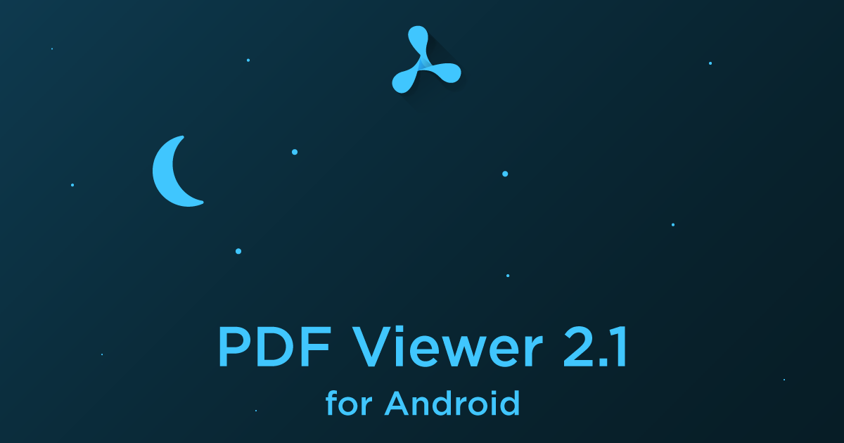 only a few more days until christmas but we cant wait any longer to give you a present so here it is pdf viewer 21 for android featuring a beautiful